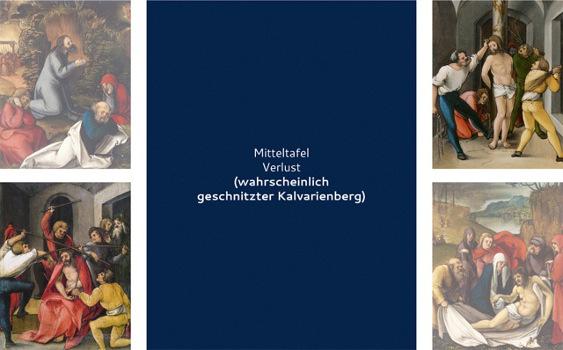 Schäufelein-Altar - Rekonstruktion
